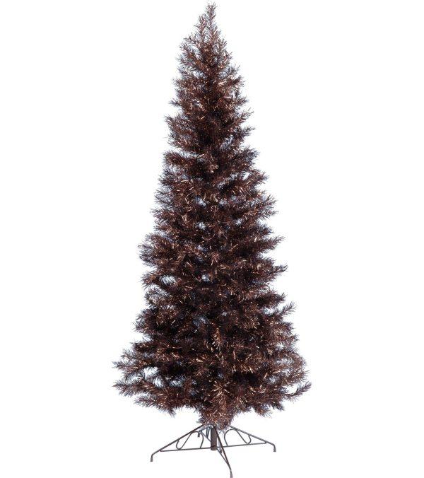 Chocolate slimline tree