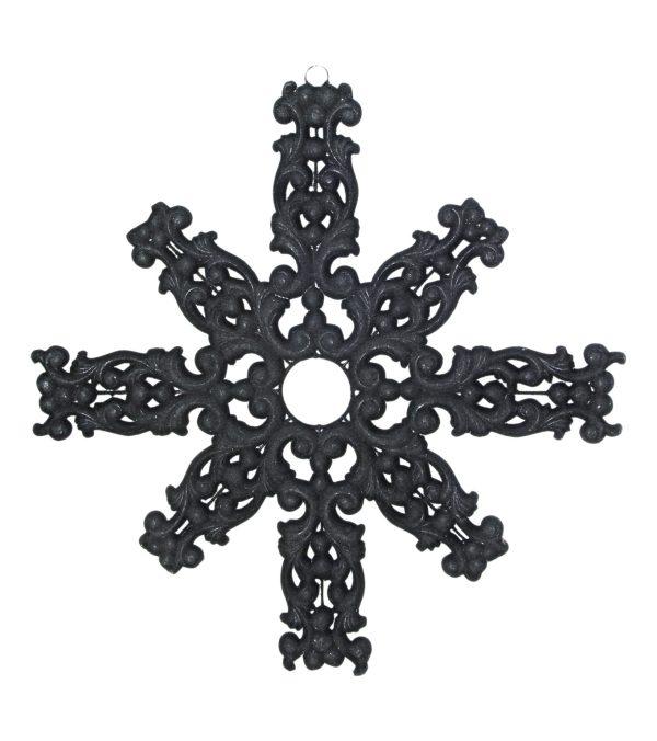 Snowflake Flocked 74cm