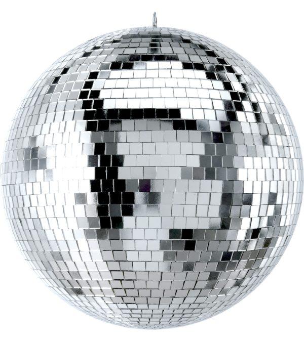 Mirror Ball Silver