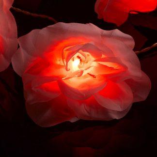 ROSE GARLAND LIGHTS - 3.5m long
