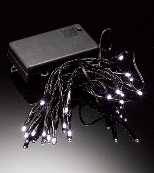 LED Battery Lights - Static or Flashing