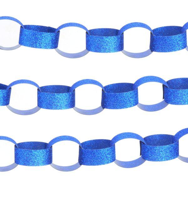 Glitter Paper Chain 9m x 40mm