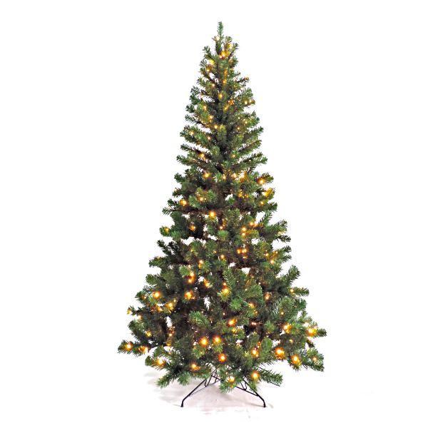 Prelit Nordmann Fir Artificial Christmas Tree
