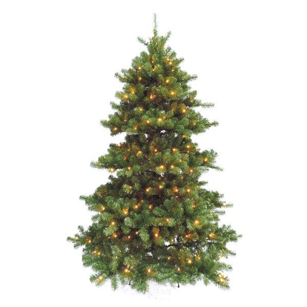 Pre Lit Koster Pine Tree