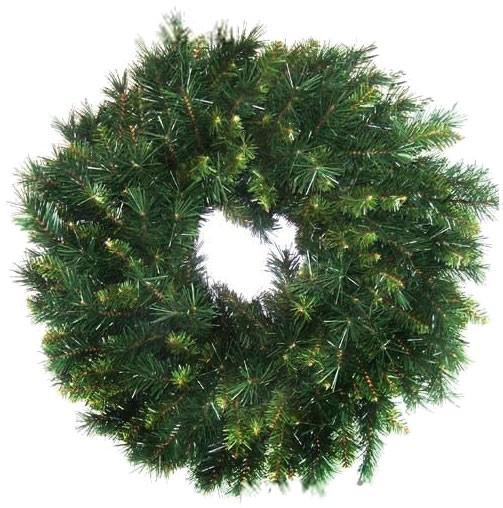 Plain Fir Christmas Wreath