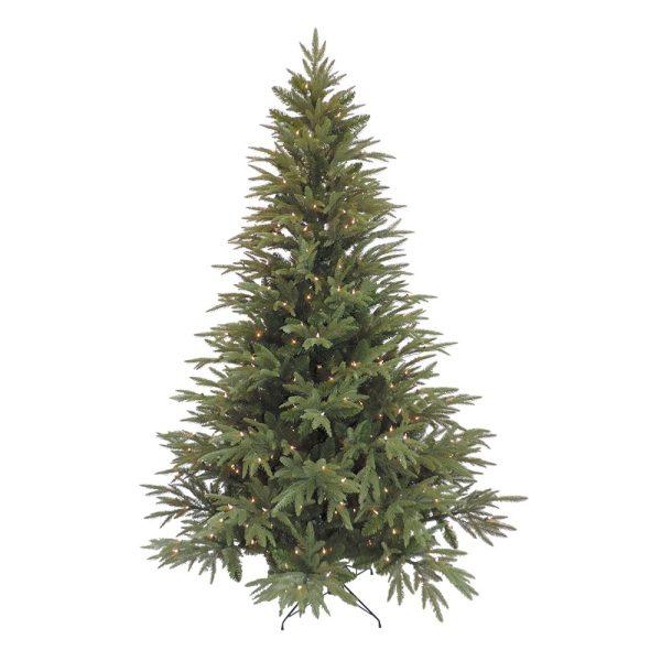 Pre Lit Colorado Pine Tree