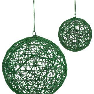 Yarn Wrapped Balls