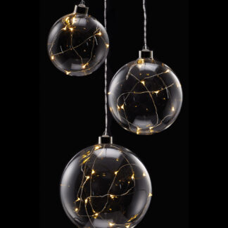 Glass Ball Lights