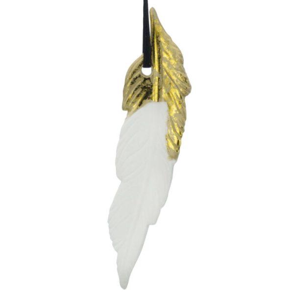 Ceramic Feather - 140mm