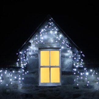 Outdoor Icicle Lights