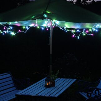 Pastel Fairy Lights for Outdoors or Indoors