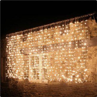 Outdoor Curtain Lights- Pro Series