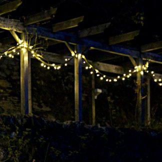 Ip65 Low Voltage Outdoor LED String Lights