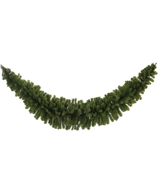 Sable Fir Swag - 2.74m - Green
