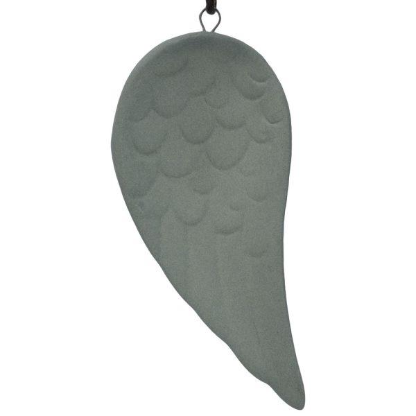 Ceramic Wing Decoration