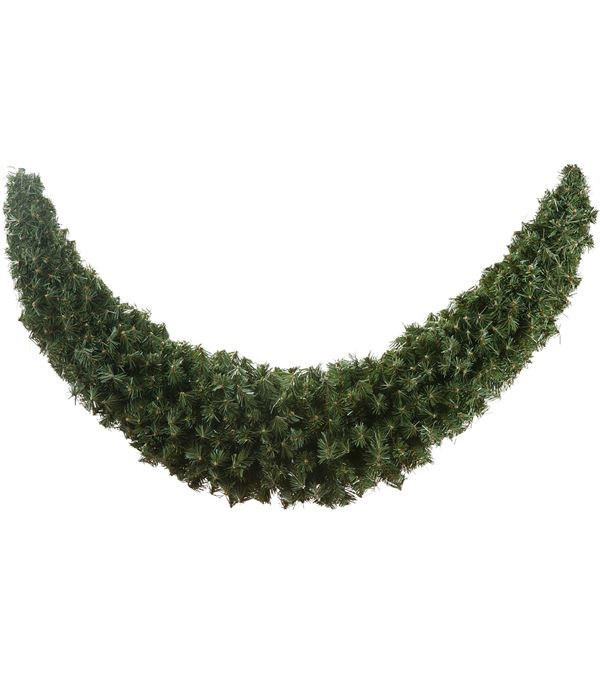 Luxury Swag - 1.5m - Green