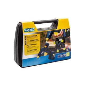 Rapid Bgx300 Li-Ion Cordless Glue Gun - 256 x 315 x 66 - Blue