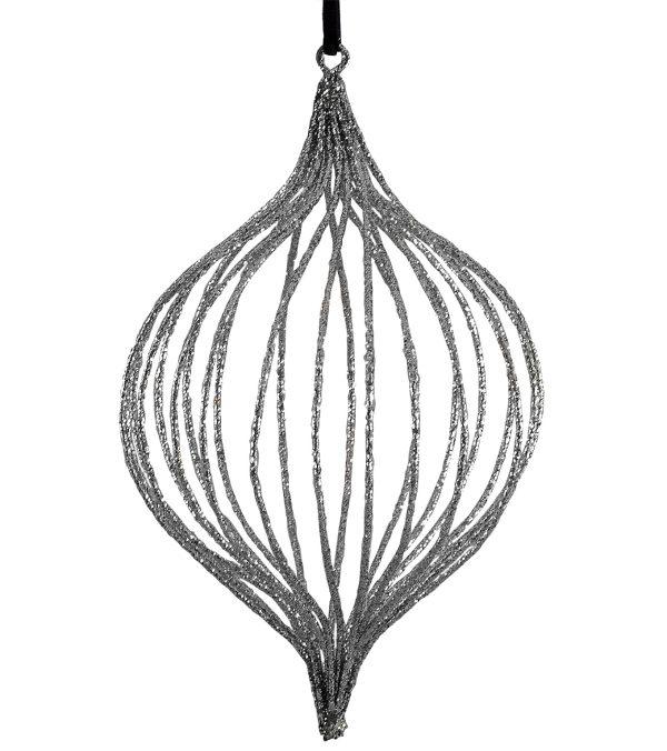 Glittered Wire Onion