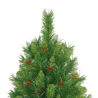 "Artificial Half Wrap Tree 4.5ft (1.35m)  28"" (0.71m)"