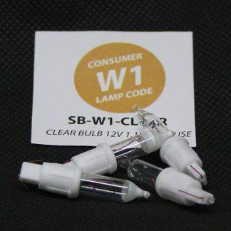 c1 spare bulbs