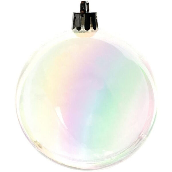 clear pearl bauble