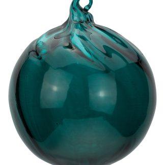 Glass Swirl Baubles