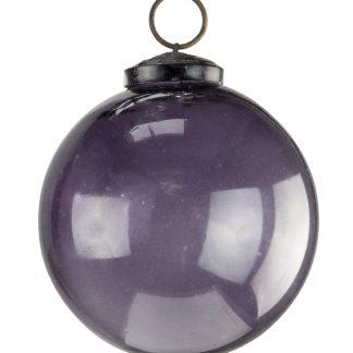 Transparent Glass Baubles