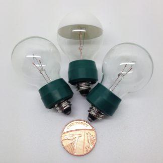 r4 spare bulbs size comparison