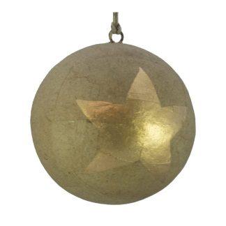 large star kraft bauble