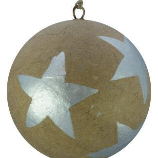 Kraft Baubles - Stars