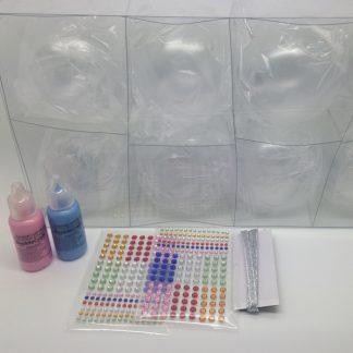 Baublecraft Activity Kits (Includes 8 Baubles)