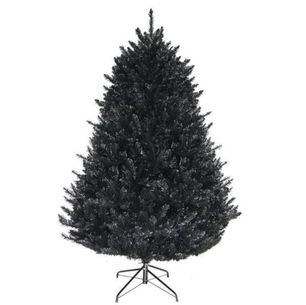 Black Luxury Christmas Tree