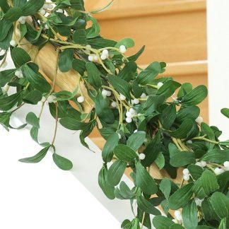 Luxury Artificial Mistletoe Garland
