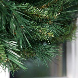 """Wreath Spruce Plain - 18"""""""