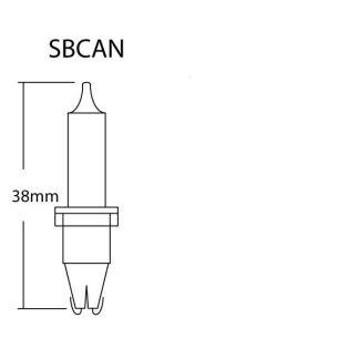 Candle Lights Spare Bulbs - 5 bulbs