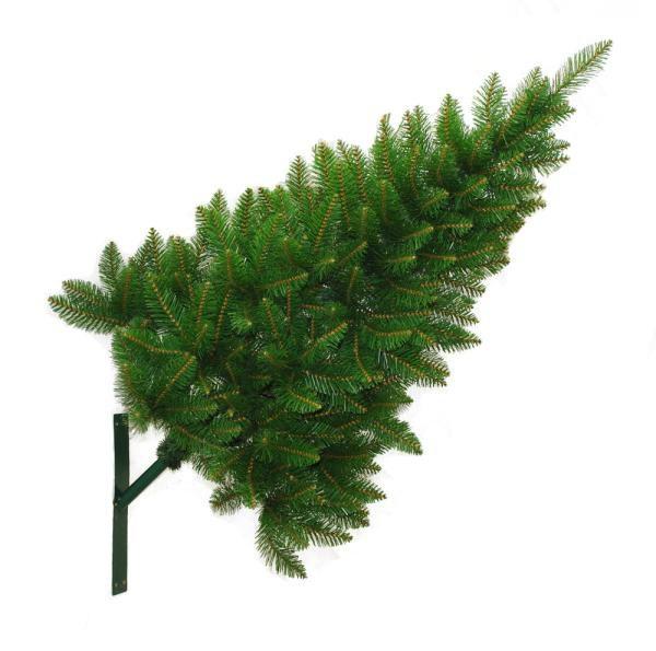 Outdoor Wall Mounted Christmas Tree (No Lights)