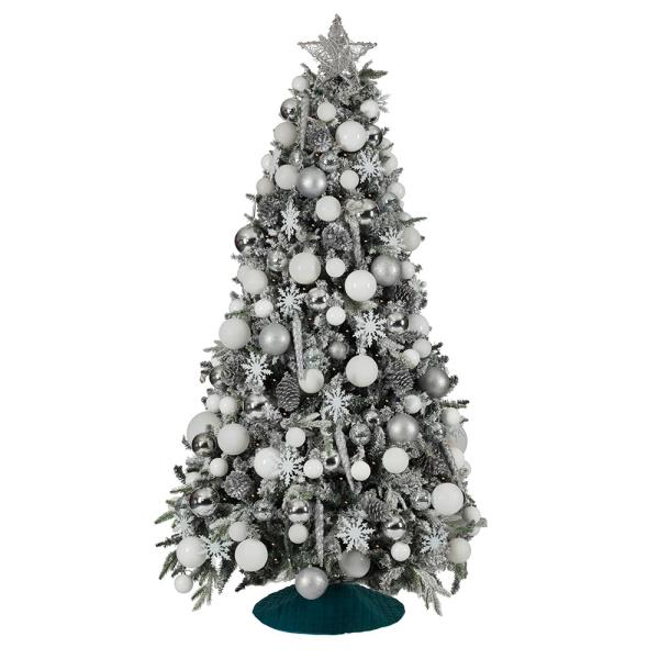 winter frosty hire christmas tree