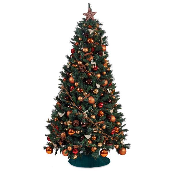winter spice hire artificial christmas tree
