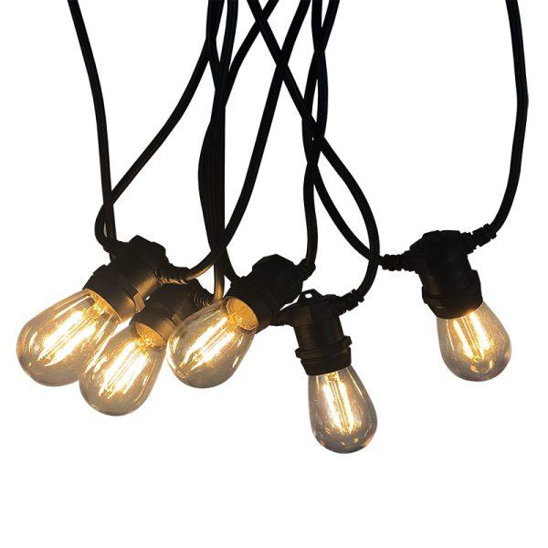 S14 mains voltage festoon lights