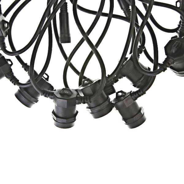 Harness for Mains Festoon Lights