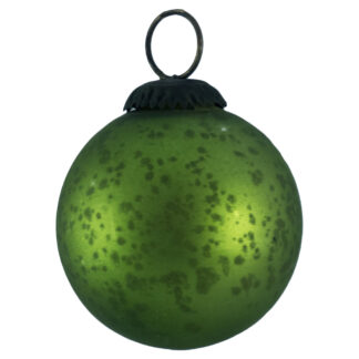 Glass Ombre Baubles