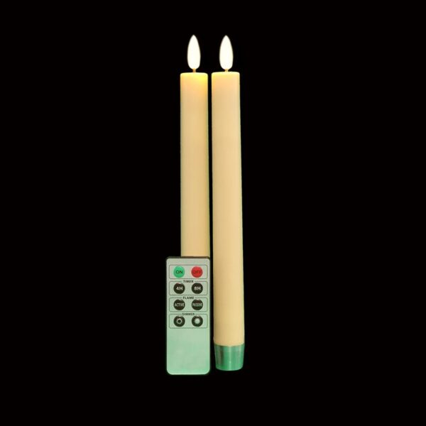 Flameless LED Artificial Candles.