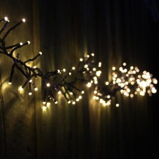 Warm White Cluster Lights